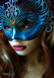 Aqaurian Phoenix Goddess by AVAdesign