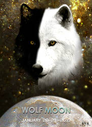 Wolf Moon by AVAdesign