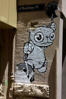Melbourne Graffiti 2 by Orroral