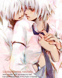 loving comes naurally by shel-yang