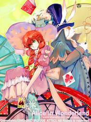 Alice in wonderland by shel-yang