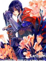 Lancelot by shel-yang