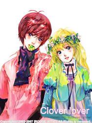clover lover by shel-yang