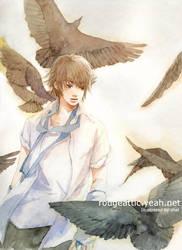 bird by shel-yang