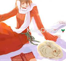 Merry Christmas 2 by shel-yang