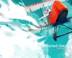 Far beyond the Sky by shel-yang