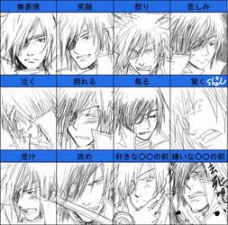 Date Masamune by shel-yang
