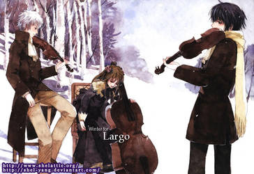 winter for largo by shel-yang
