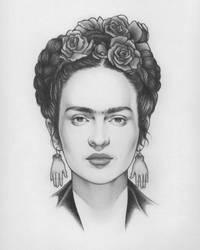 Frida by Ch4r