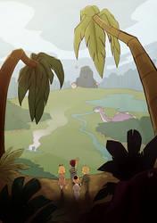 Lost Underworld by rollingrabbit