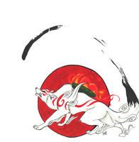 OKAMI by rollingrabbit
