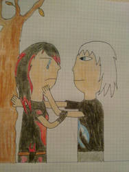 Anima y Nathan by SoulTheDevil
