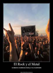 El Rock y el Metal by SoulTheDevil