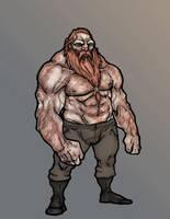 Dwarf Ref Finished by OnHolyServiceBound
