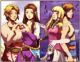 Change of destiny by Queen-Zelda