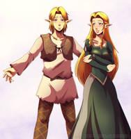 You're still my Hero by Queen-Zelda