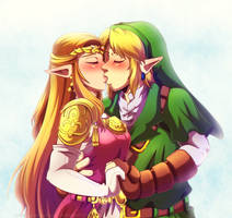 No time for leaving by Queen-Zelda