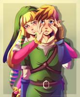 [COM] SS ZeLink by Queen-Zelda