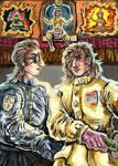 Ray, Ray and Christian by Cranash64