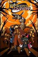 Pokemon hunter poster by NCH85