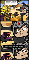 MH4U comics: a monster hunter valentines day by NCH85