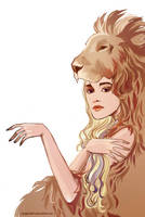 Daenerys Targaryen by nastjastark