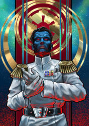 The Grand Admiral by Feivelyn