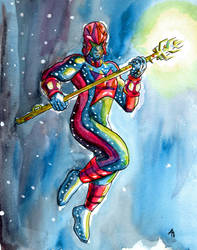 WHTNE: Starman by Ziggyman