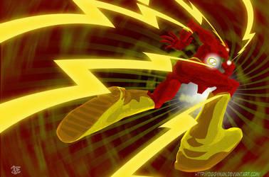 The Flash by Ziggyman