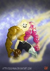 Scary Metamorpho by Ziggyman