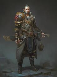 Lord Timur by Naranb