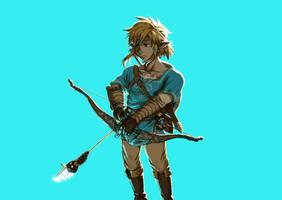 Link by Gamubear