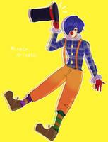 Clownsato by Jiiniasuu