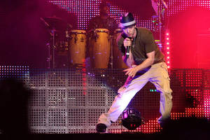 Justin Timberlake 3 by RoxNebres