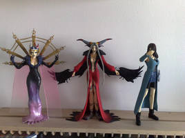 Final Fantasy VIII Witches by zelu1984