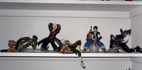 Final Fantasy XIII setup - guys by zelu1984