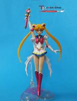 Super Sailor Moon S.H. Figuarts Figure by zelu1984