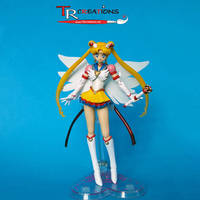 Eternal Sailor Moon S.H. Figuarts by zelu1984