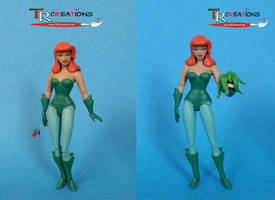 DC Collectibles BTAS Poison Ivy by zelu1984