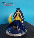 Sailor Moon S. H. Figuarts -  Human Luna :D by zelu1984