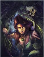 Tomb Raider 2nd version by El-Andyjack