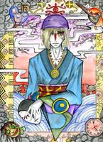 Kusuriuri-San by PhantomSeptember