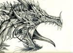 +Dragon+ by PhantomSeptember