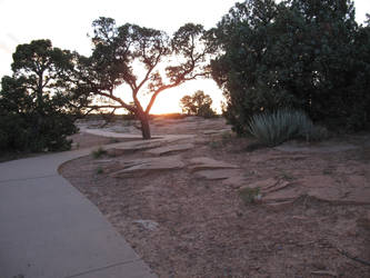 Path of Colorado's Cliffs by GRAYgoose