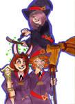Little Witch Academia by Xxhot-mindsxX85