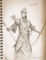 Elven Armor by TurnerMohan
