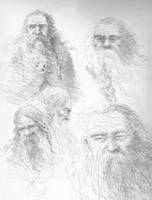 Dwarves by TurnerMohan