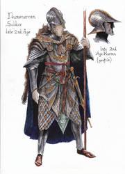 Numenorean Armor 2 Color by TurnerMohan