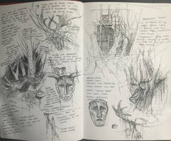 Nandor studies by TurnerMohan