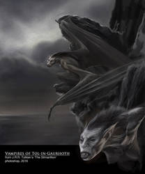 Vampires by TurnerMohan